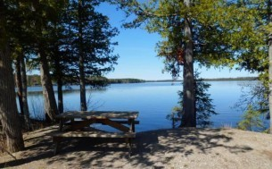 Wild Goose Lake Campground