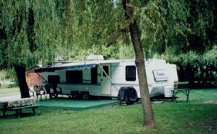 Whispering Pines RV & Tent