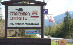 KBR Campground (formerly Coachman Campground)