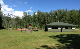 Smithers Riverside Municipal Campground & RV Park