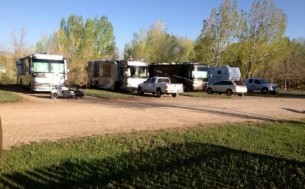 Circle the Wagons RV Park