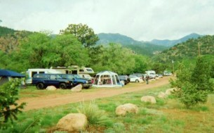Golden Eagle Campground