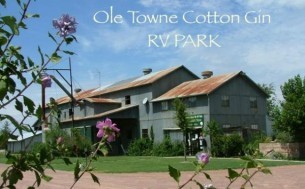 Ole Towne Cotton Gin RV Park