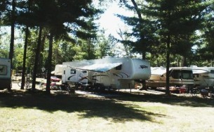 Twin Oaks RV Campground & Cabins