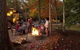 Williamsburg KOA Campground