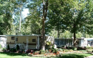 Wasaga Pines Cottage & RV Resort - Parkbridge