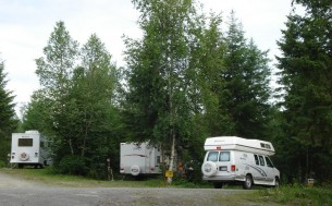 Birch Island Campground