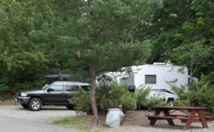 City Of Trail RV Park